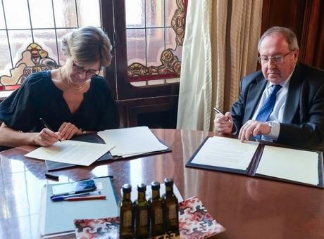 Ministerio de Agricultura y Cámara de España impulsarán la competitividad de la industria agroalimentaria