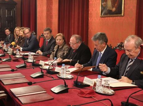 La Cámara de Comercio de España, la Cámara de Comercio de Madrid y CIMA ponen las bases para crear una única Corte de Arbitraje Internacional