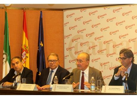 La Cámara de Málaga y Orange España promueven la transformación digital para impulsar la productividad del sector turístico