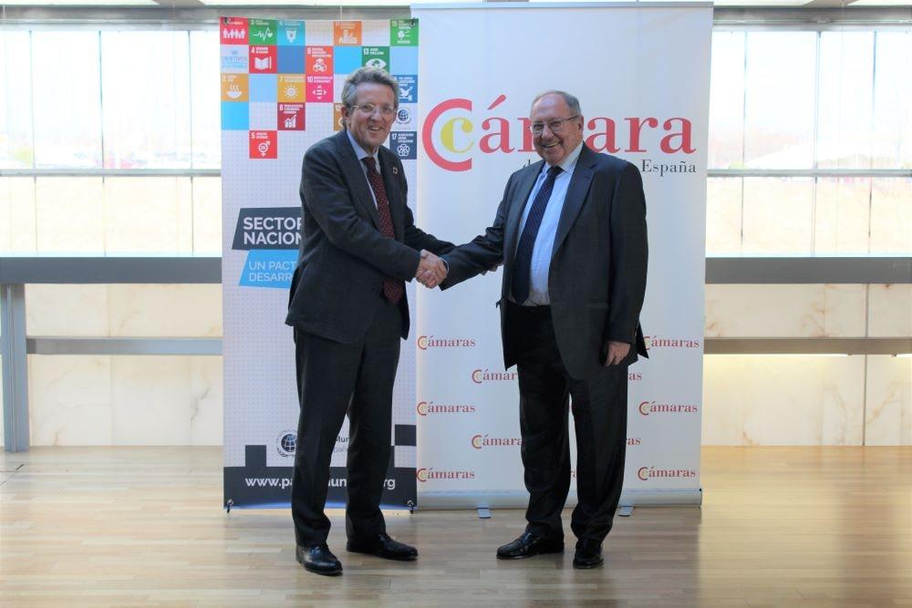 Camara de Espana y la Red Espanola del Pacto Mundial lanzan una campana para sensibilizar a las pymes sobre el valor estrategico de la sostenibilidad