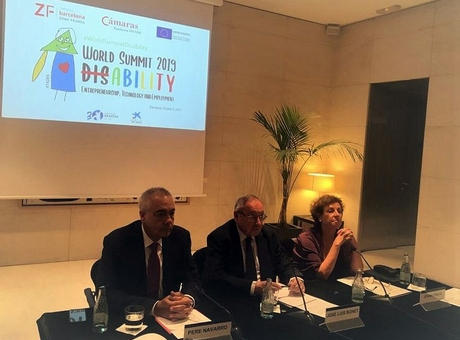 Líderes mundiales se reunirán en Barcelona para debatir sobre la plena inclusión de las personas con discapacidad