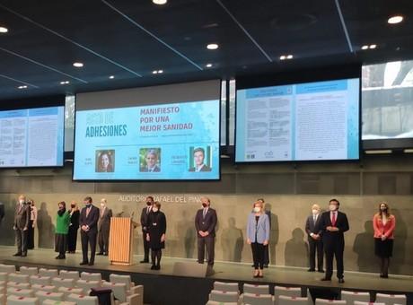 La Cámara de Comercio de España apoya el Manifiesto por una Sanidad Mejor
