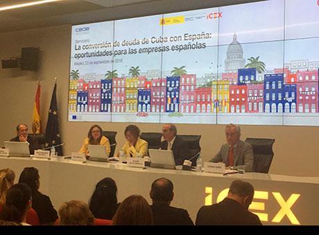 El Plan de Conversión de deuda de Cuba, un instrumento idóneo para la inversión empresarial