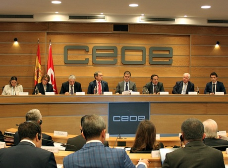 El ministro turco para Asuntos de la UE destaca el protagonismo de las empresas españolas en su país