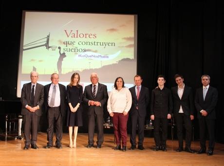 Los Embajadores de la Marca España protagonizan una campaña para promover valores como el esfuerzo y la excelencia entre los jóvenes