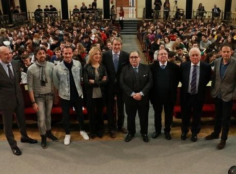 Zaragoza se suma a la campaña Valores que construyen sueños para promover entre los jóvenes el esfuerzo y la excelencia