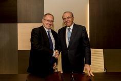 Cámara de España y CECA firman un acuerdo para reforzar la competitividad de la empresa española